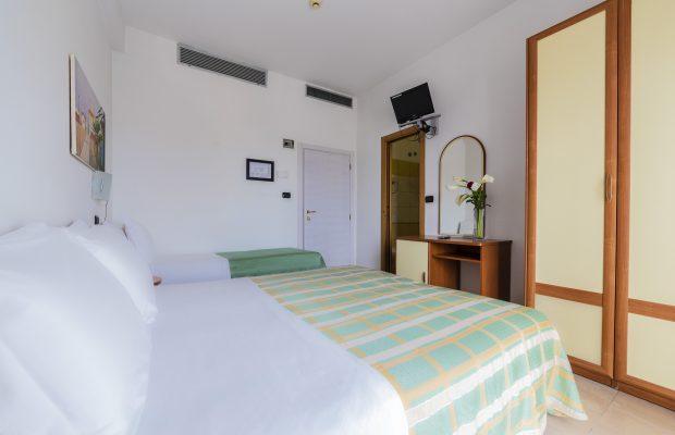 Hotel Sultano Rimini camera standard