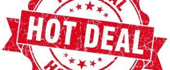 Promozione Hot Deal