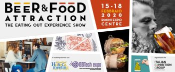 Beer  e food Attraction 2020 Rimini
